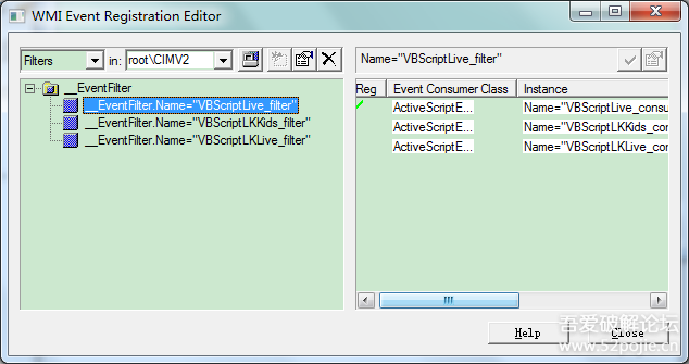 WMI Tool解决主页被hao123劫持